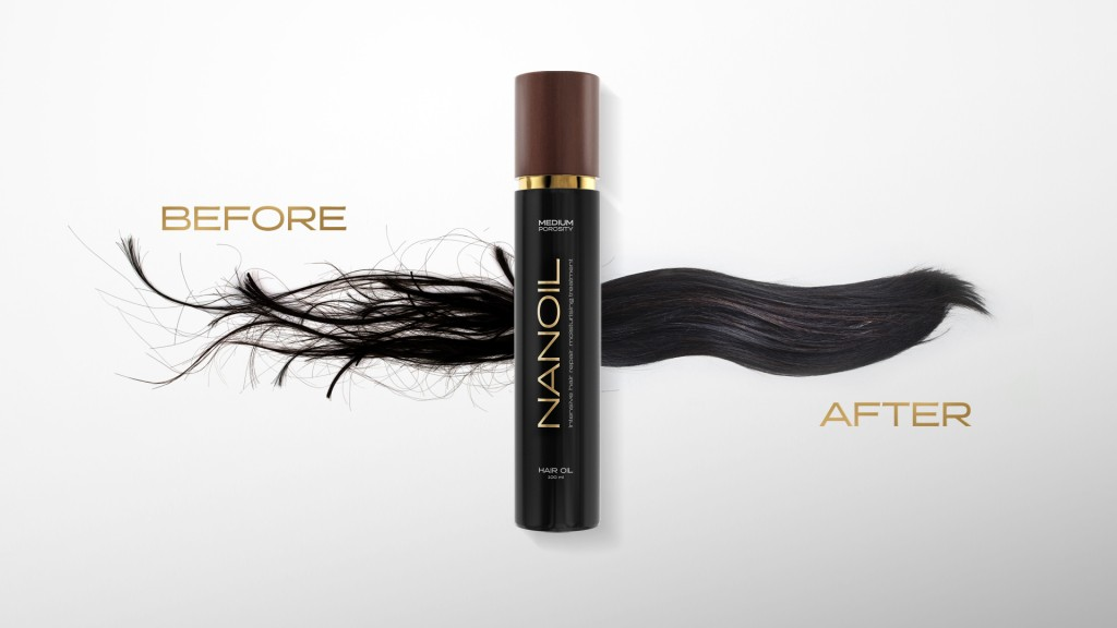 Nanoil - красива симфония за Вашата коса